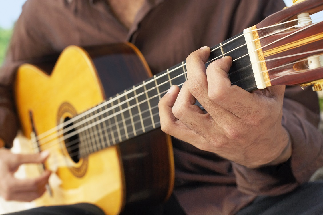 Image result for a classical guitar