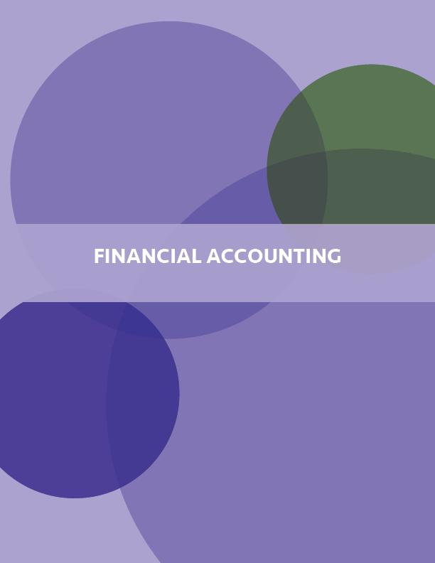 Your own accounting booklet